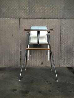 Hochstuhl Wisa Gloria Vintage Furniture, Bar Stools, Home Decor, Armchair, Bar Stool Sports, Decoration Home, Room Decor, Counter Height Chairs, Bar Stool