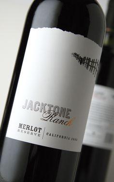 label / Jacktone Ranch – Fresh Awards 2006 Silver, Wine & Spirit International Design Awards 2007 Bronze Medal  #taninotanino #vinosmaximum
