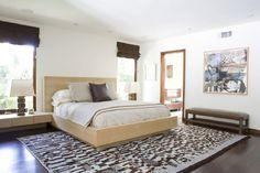 Coole Schlafzimmer für Männer bett bild kissen schwarz idee ...