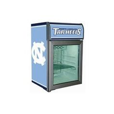 Oh wow..for my husbands future UNC man cave