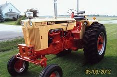 1969 830 Case Owned by Larry Schmidt- Gillespie, IL