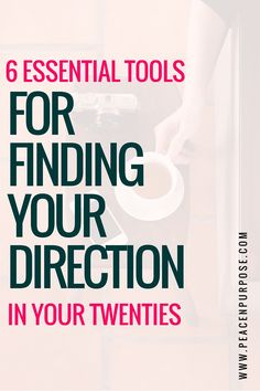 Finding your direction is damn hard at the best of times.  I want to make it at least 100x easier for you than I found it, so I've put  together this awesome, sparkly, life-changing list of 5 tools that will be  there for you like a tub of Ben and Jerry's, a bar of Cadbury's Dairy Milk  and your best friend all rolled into one. Expect to laugh, cry and breathe  a sigh of relief as you get stuck into these: