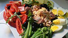 Receita de Salada a Francesa (Niçoise)
