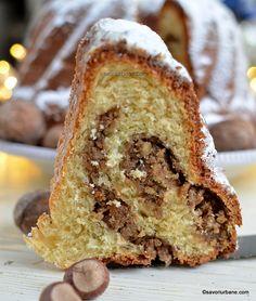 Romanian Food, Romanian Recipes, Banana Bread, Food And Drink, Desserts, Drinks, White Chocolate, Bakken, Tailgate Desserts