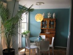 Don't Believe the Hype: Blue Dining Rooms