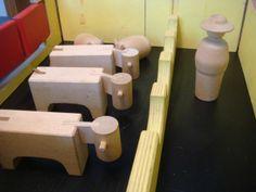 Creative Playthings Fold Away Barn | eBay