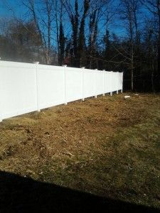 Fence in Holtsville (11742)
