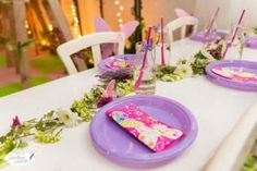 Enchanted-Garden-Birthday-Party-Guest-Seating