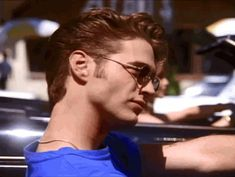 All the reasons why Brenda Walsh was SO much better than Brandon Walsh Beautiful Boys, Gorgeous Men, Pretty Boys, Cute Boys, Brandon Walsh, Jason Priestley, College Guys, Luke Perry, Beverly Hills 90210