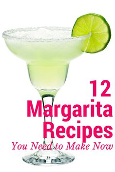 Frozen margaritas and fresh style margarita recipes perfect for summer, Mexican food, Cinco de Mayo or Happy Hour. All the details on what kind of tequila to use and how to rim a cocktail glass. Cocktails For Parties, Party Drinks, Cocktail Drinks, Fun Drinks, Yummy Drinks, Alcoholic Drinks, Cocktail Ideas, Cheers, Tapas