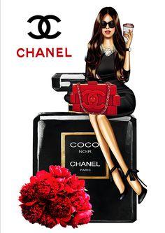 Chanel Wall Art, Chanel Decor, Chanel Art, Coco Chanel Wallpaper, Chanel Wallpapers, Paris Perfume, Chanel Perfume, Chanel Poster, Fashion Wallpaper
