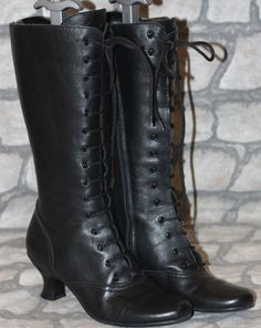e752f84bfd4c4 51 Best Shoes 1800 - 1950 images in 2018 | Victorian boots, Vintage ...