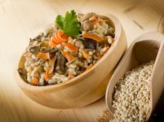 Super easy & nutritious recipes for cooking Barley using a pot or a rice cooker.