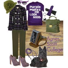 Agnes Scott College -- you can't just get that ring, anywhere... ;) #BlackRingMafia