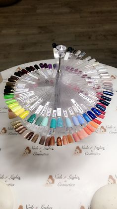 Nails colors