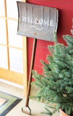 Simple Christmas Decoration - Picture only