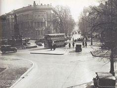 Berlin, Kemperplatz, 1930.