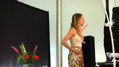 """May Cause Miracles"" Gabrielle Bernstein at Wanderlust's Speakeasy- skip to min 46 for meditation"