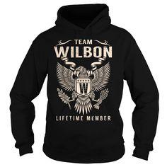 (Tshirt Top Discount) Team WILBON Lifetime Member Last Name Surname T-Shirt Best Shirt design Hoodies Tees Shirts