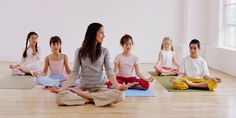 8 Ways to Teach Mindfulness to Kids - Don't be misled by the picture (I can't imagine my kids meditating :) - There are some great little exercises in here to help kids (and parents!) appreciate the present.