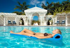 Float along without a care in the world | Sandals Resorts | Jamaica