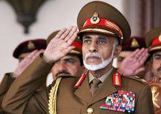 Sultan Qaboos bin Sa