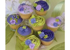#CakeDecorating #Shop #Flowers In #Bloom - Issue 61 #Cupcake Decorating #Kit 1 http://www.mycakedecoratingshop.co.uk/featured-products/flowers-in-bloom-issue-61-kit-1