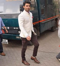 That Fawad Khan can pretty much pull off anything has been well-established. But there's much to learn from men whose sartorial prowess far exceeds your own.