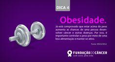 Dica 4 da campanha 10 dicas contra o Câncer desenvolvida para a Fundação do Câncer - Lançada no dia 27 de novembro , Dia Nacional de Combate ao Câncer