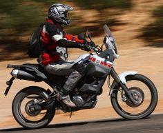 Yamaha XT 660 20121 500x411 Yamaha XT 660 2012   fotos