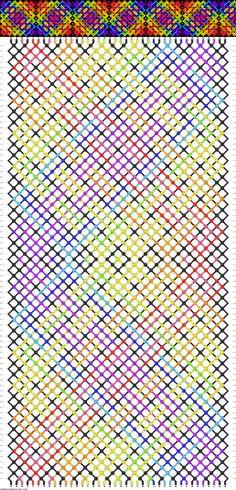 40 strings 80 rows 13 colors