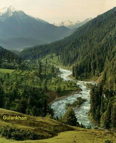 Jammu kashmir valley India
