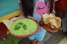 An Avocado A Day: Recipe: Mexican Green Salsa
