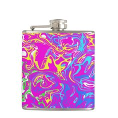 Just a Crazy Fun Design Flask