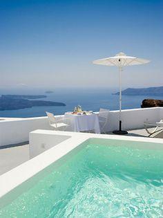 Santorini, Greece  ❤