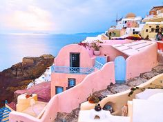 We bring you 10 dreamy babymoon destinations, from Mallorca to Maui, and clue you in on what to do once you're there. Santorini Hotels, Santorini Island, Santorini Greece, Spring Pictures, Travel Packing, Travel List, Budget Travel, Yoga Retreat, Spa Treatments