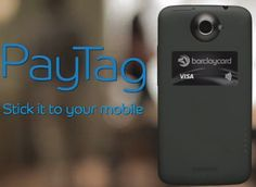 Turn any mobile into a  mobile wallet with PayTag: the NFC card you glue to your phone (video)