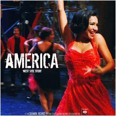 ~Santana Lopez as Anita~
