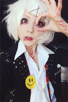 Juuzou Suzuya - Sherylin(Sherylin) Juzo Suzuya Cosplay Photo See more at http://www.spikesgirls.com