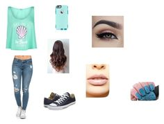A day With Jc Dan and Phil by sashac11 on Polyvore featuring Wildfox, Converse, OtterBox, LASplash, women's clothing, women's fashion, women, female, woman and misses
