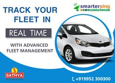 Track Your Fleet in Real Time With our Advanced Fleet Management. For more details contact @ +919952300300 ‪#‎gpstracking‬ ‪#‎fleettracking‬ ‪#‎smarterping‬