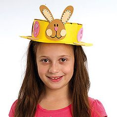 A Make your own Easter Bonnet