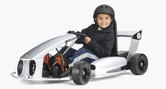 Actev Arrow – the First 'Smart-Kart' For Kids