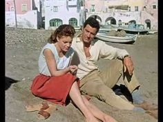 Romy Schneider - Scampolo (schöne szene) Llevame contigo (1958)
