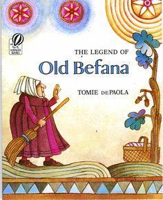 Old Befana - An Italian Christmas Story
