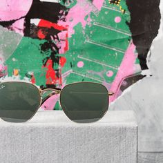 Those who can't do, criticize // Instead of hating, try creating something in Round Metal sunglasses // #ItTakesCourage