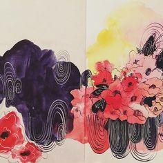 @cceruti // sketchbook // color