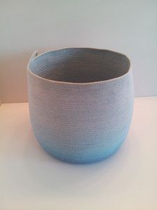 Handmade - Baskets in Storage & Organization - Etsy Home & Living - Page 5