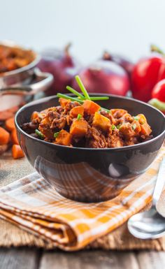Vegan Base Plant-Based Stew Recipe