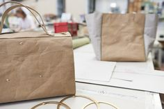 Gamberini Italia bags In the lab of Cepi Pelletterie, Pianoro (Bo)